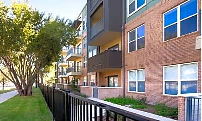 Building, High Point Family Living, 2