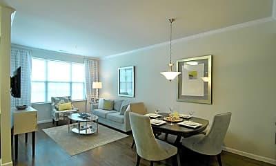 Living Room, Riverbend East, 1