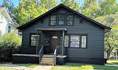 Building, 1013 Laramie St, 0