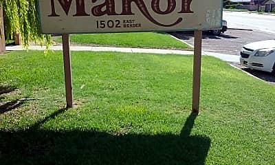 Regal Manor Apartments, 1
