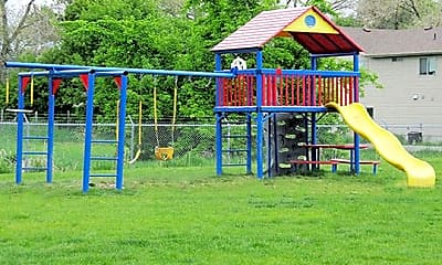 Playground, Willow Wood Apartments, 2