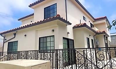 Building, 1423 Franklin St, 0