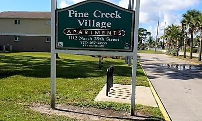 Pine Creek Village Apartments, 1