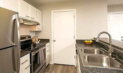 Kitchen, The Grove At City Center, 1