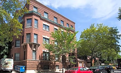 Building, 1154-56 E. 56th Street, 1