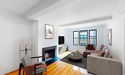Living Room, 405 East 54th Street #13Q, 0