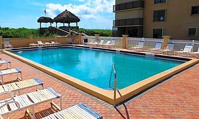 Pool, 10152 S Ocean Drive Bldg B Unit 616, 0