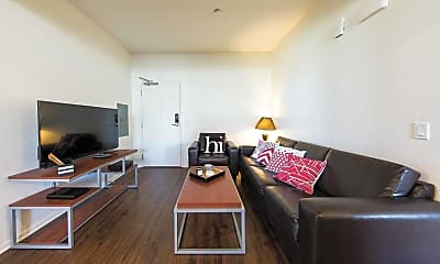 Kitchen, CERCA Student Housing - Lease by the Bedroom, 1