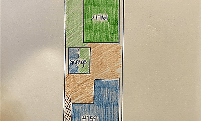 Bathroom, 4761 Choctaw Dr, 2