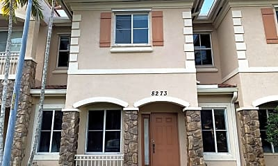 Building, 8273 SW 25th Ct 107, 1