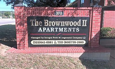 Brownwood Apartments II, 1