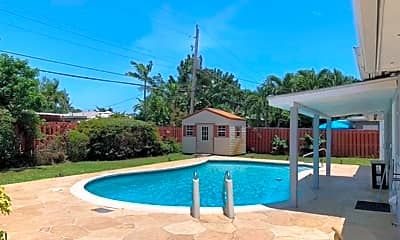 Pool, 531 NW 38th St, 2