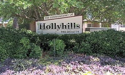 Hollyhills Apartments, 1