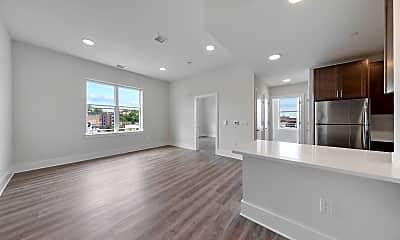 Living Room, 660 Grand St 409, 0