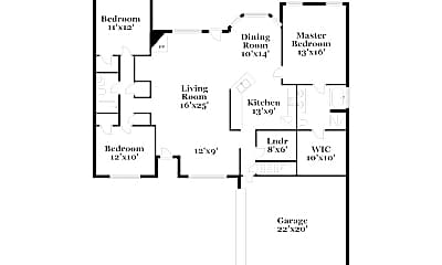 4378 Bloombury St, 1