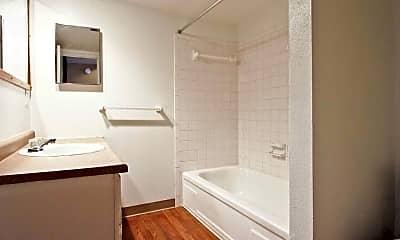Bathroom, The Enclave Apartments, 2