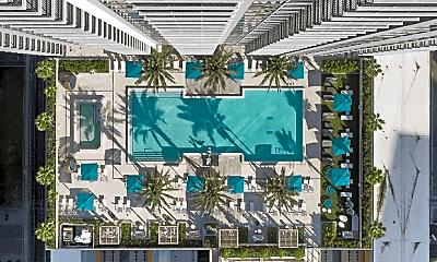 Pool, 144 NW 6 St, 1