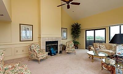 Living Room, 200 Burkhall St 805, 1