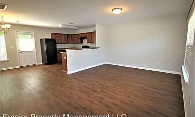 Living Room, 807 Ave E SE, 1