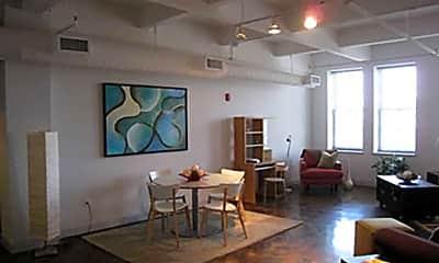 Living Room, MV24 Lofts, 1
