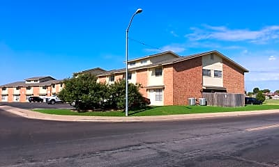 Marvin Gardens Apartments, 1