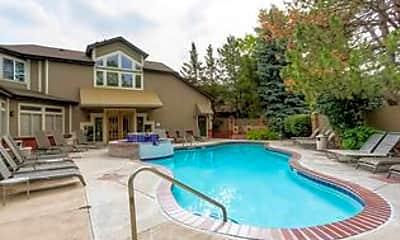 Pool, 6001 S Yosemite Street  Apt. J103, 2