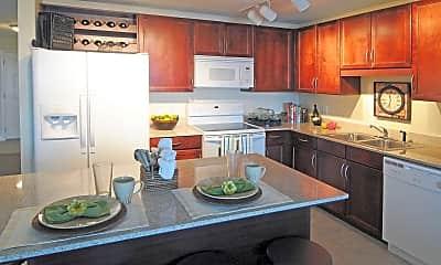 Kitchen, Laketown Wharf, 1