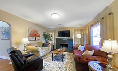 Living Room, 1736 Stewart Ave, 2
