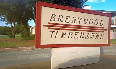Brentwood Timberlane Apartment, 1