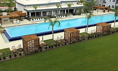 Pool, The Luxe at Creekside, 0