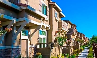 Building, Adora Luxury Townhomes, 1