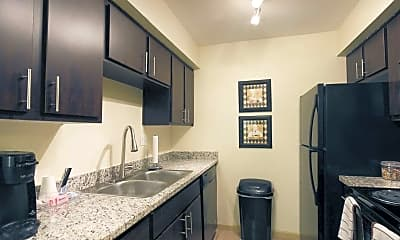 Kitchen, Residence at the Heights, 0