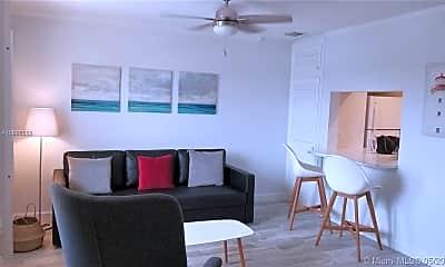 Living Room, 815 Middle River Dr 317, 2