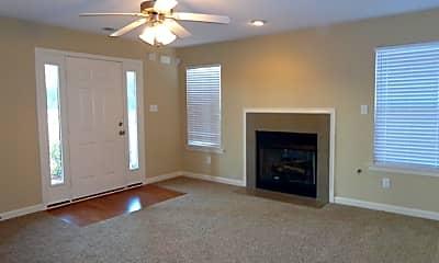 Living Room, 6620 Hollister Lane, 1