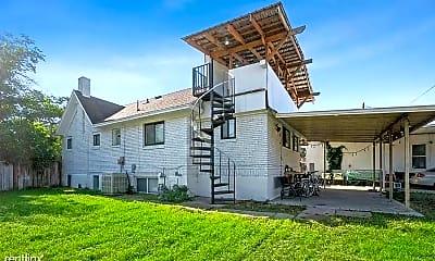 Building, 495 N 800 W, 2