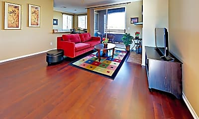 Living Room, 7009 E Acoma Dr Unit 2099, 1