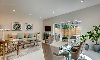 Living Room, 686 NE 43rd St 686, 0