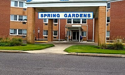 Spring Gardens Senior Housing, 1