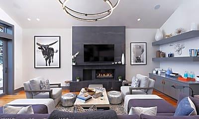 Living Room, 477 Fairway Dr, 1