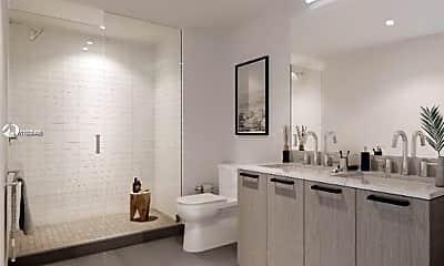 Bathroom, 1500 Bay Rd N-330, 1