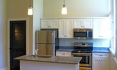 Kitchen, Halifax Lofts, 1