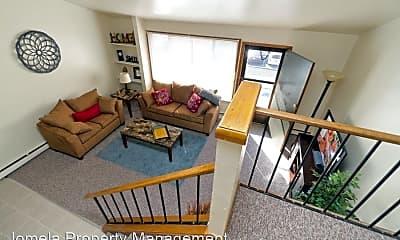 Living Room, 4626 S 20th St, 0