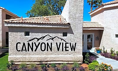 Leasing Office, Canyon View Apartments, 0