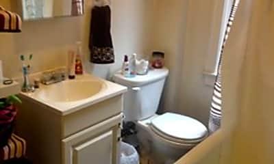 Bathroom, 508 S. 5th Street, 1