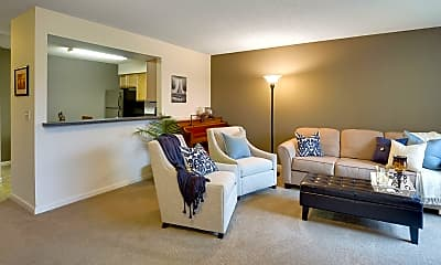 Living Room, Mallard Creek, 1