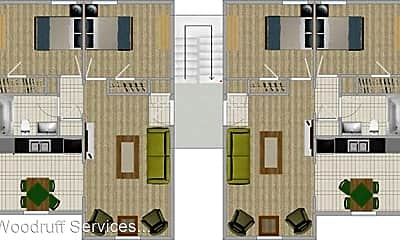 Building, 609 E Campus Dr, 1