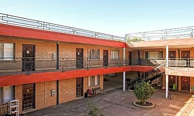 Building, La Fonda Apartments, 1