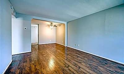 Living Room, 5625 Antoine Dr 1210, 1