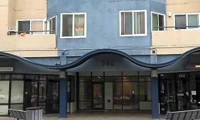 Ocean Beach Apartments, 1