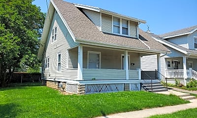 Building, 619 N Collett St, 0